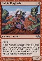 Duel Decks: Elves Vs. Goblins: Goblin Ringleader