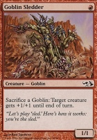 Duel Decks: Elves Vs. Goblins: Goblin Sledder