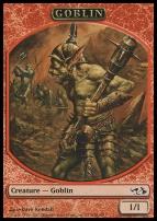 Duel Decks: Elves Vs. Goblins: Goblin Token