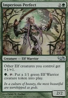 Duel Decks: Elves Vs. Goblins: Imperious Perfect