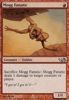 Duel Decks: Elves vs Goblins: Mogg Fanatic