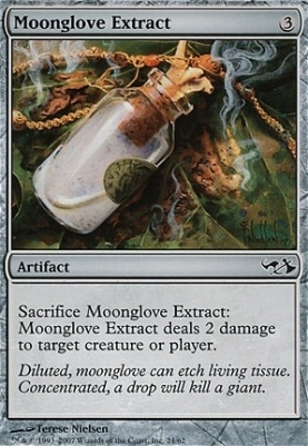 Duel Decks: Elves Vs. Goblins: Moonglove Extract