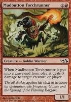 Duel Decks: Elves vs Goblins: Mudbutton Torchrunner