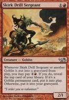 Duel Decks: Elves vs Goblins: Skirk Drill Sergeant