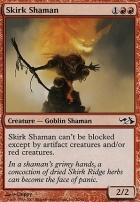 Duel Decks: Elves Vs. Goblins: Skirk Shaman