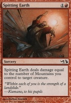 Duel Decks: Elves Vs. Goblins: Spitting Earth