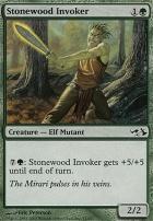 Duel Decks: Elves Vs. Goblins: Stonewood Invoker