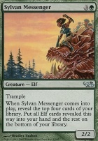 Duel Decks: Elves Vs. Goblins: Sylvan Messenger