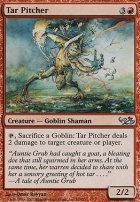 Duel Decks: Elves Vs. Goblins: Tar Pitcher