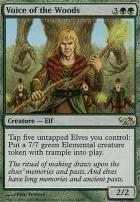 Duel Decks: Elves Vs. Goblins: Voice of the Woods