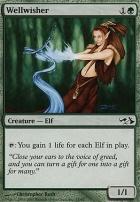 Duel Decks: Elves vs Goblins: Wellwisher