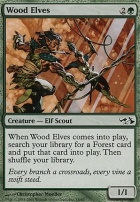 Duel Decks: Elves Vs. Goblins: Wood Elves