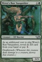 Duel Decks: Elves Vs. Goblins: Wren's Run Vanquisher