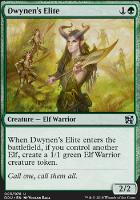 Duel Decks: Elves Vs. Inventors: Dwynen's Elite