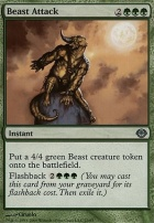 Duel Decks: Garruk Vs. Liliana: Beast Attack