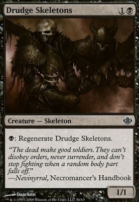 Duel Decks: Garruk Vs. Liliana: Drudge Skeletons