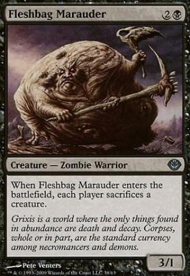 Duel Decks: Garruk Vs. Liliana: Fleshbag Marauder