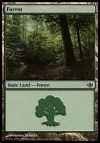 Duel Decks: Garruk Vs. Liliana: Forest (30 C)
