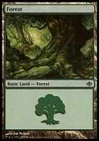 Duel Decks: Garruk Vs. Liliana: Forest (31 D)