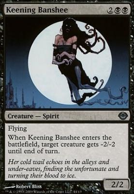 Duel Decks: Garruk vs Liliana: Keening Banshee