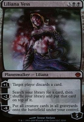 Liliana Vess   Duel Decks: Garruk Vs. Liliana   Card Kingdom
