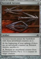 Duel Decks: Garruk Vs. Liliana: Serrated Arrows