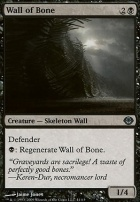 Duel Decks: Garruk Vs. Liliana: Wall of Bone