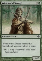 Duel Decks: Garruk vs Liliana: Wirewood Savage