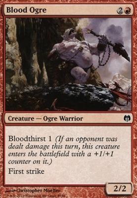 Duel Decks: Heroes Vs. Monsters: Blood Ogre