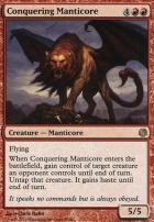 Duel Decks: Heroes Vs. Monsters: Conquering Manticore