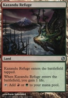 Duel Decks: Heroes Vs. Monsters: Kazandu Refuge