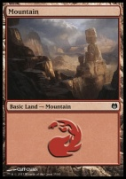 Duel Decks: Heroes Vs. Monsters: Mountain (35 A)