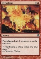 Duel Decks: Heroes Vs. Monsters: Pyroclasm