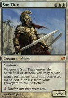 Duel Decks: Heroes Vs. Monsters: Sun Titan (Foil)
