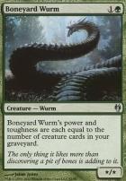 Duel Decks: Izzet Vs. Golgari: Boneyard Wurm