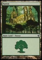 Duel Decks: Izzet Vs. Golgari: Forest (89 C)