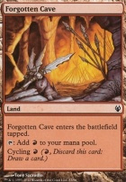 Duel Decks: Izzet Vs. Golgari: Forgotten Cave
