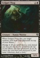 Duel Decks: Izzet vs Golgari: Golgari Thug