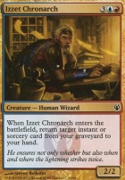 Duel Decks: Izzet Vs. Golgari: Izzet Chronarch