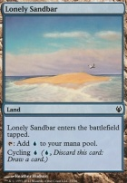 Duel Decks: Izzet Vs. Golgari: Lonely Sandbar