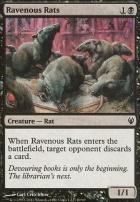 Duel Decks: Izzet Vs. Golgari: Ravenous Rats