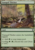 Duel Decks: Izzet vs Golgari: Tranquil Thicket