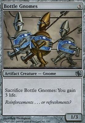 Duel Decks: Jace Vs. Chandra: Bottle Gnomes