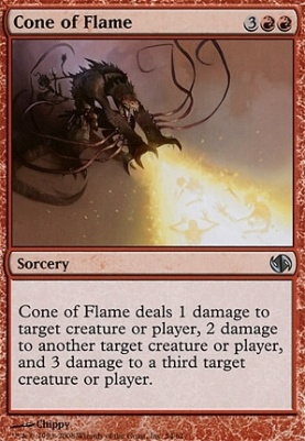Duel Decks: Jace Vs. Chandra: Cone of Flame