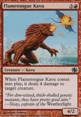 Duel Decks: Jace Vs. Chandra: Flametongue Kavu