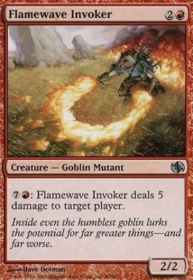 Duel Decks: Jace Vs. Chandra: Flamewave Invoker
