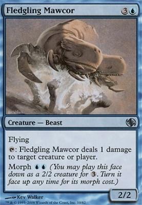 Duel Decks: Jace Vs. Chandra: Fledgling Mawcor