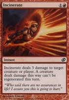 Duel Decks: Jace Vs. Chandra: Incinerate