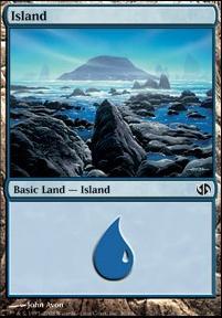Duel Decks: Jace Vs. Chandra: Island (30 A)