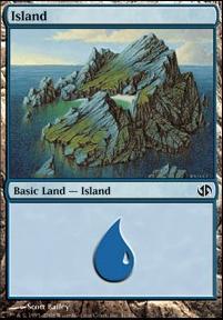 Duel Decks: Jace Vs. Chandra: Island (31 B)